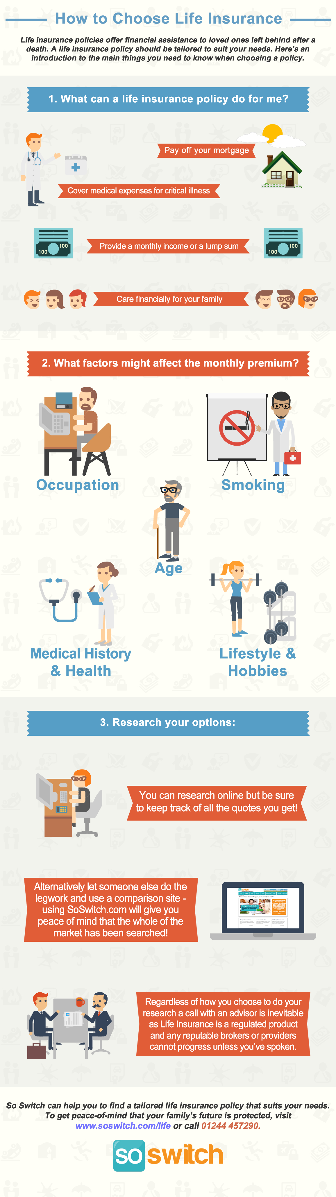 how to choose life insurance - SoSmart Money