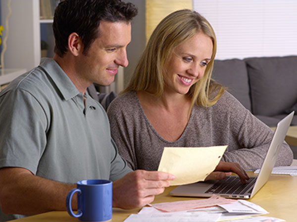 partner onto the mortgage