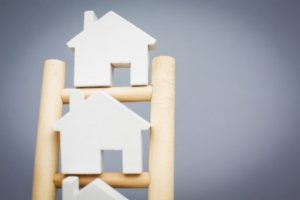 moving up the property ladder